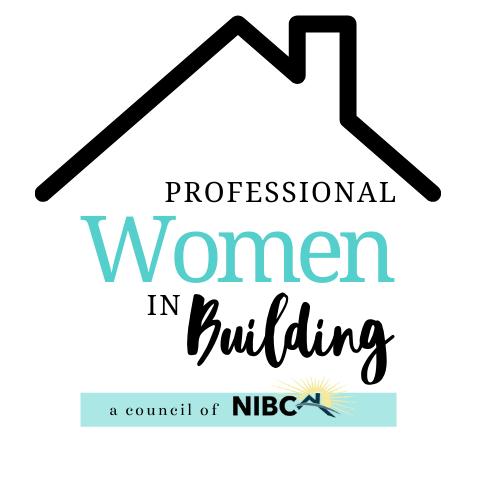 Professional Women in Building NIBCA Logo